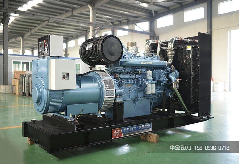400kw潍柴博杜安柴油发电机